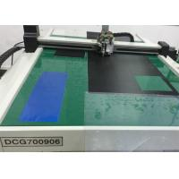 China 1000mm / S Max Sticker Cutting Plotter Machine With Back Up Paper on sale