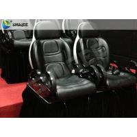Mini Home 5D Cinema Equipment 5D Simulator System with Pneumatic / Electric System Manufactures