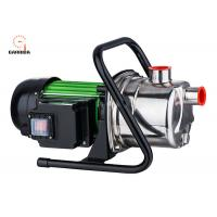 Portable Garden Jet Pump , Electric Garden Water Pump For Irrigation Manufactures