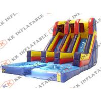 Big Inflatable Water Slides For Sale Manufactures