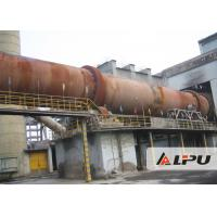 Capacity 500 T / D Cement Clinker Rotary Kiln for Magnesium Production Line Manufactures