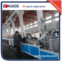 80m/min Cylindrical Drip Irrigation Pipe Extruder Machine Low Cost Manufactures