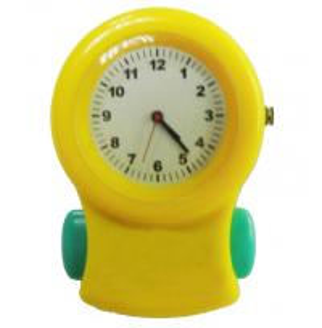 China Waterproof Analog Display Nurse Gift Watch ABS Watchband Clip Watch on sale