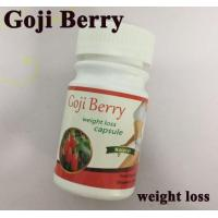 China Goji Berry Extract Weight  Loss Capsule Slimming Botanical Fat Burning  Natural Herbal  Pills on sale