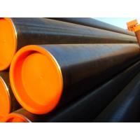 Round EN10217 Carbon Steel Seamless Pipes For Structure , GB/T8162 GB/T8163 Thick Wall Steel Pipe Manufactures