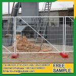 Brisbane construction site hoarding fence mobile portable fencing Manufactures