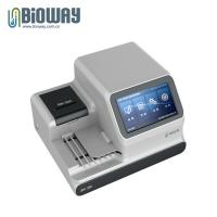 China urine analyzer ,high speed ,touch monitor ,urine strips on sale