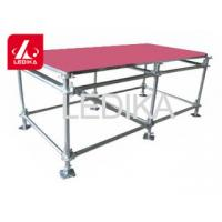 China Portable Outdoor Mobile Steel Layher Wooden Frame Stage Dex Platform Deck on sale