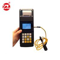 Digital Portable Leeb Hardness Testing Machine With Rechargeable Battery Manufactures