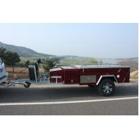 Rear Fold Hard Floor Camper Trailer Manufactures
