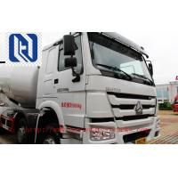 Pto Cement Mixer Truck Concrete Mixing Equipment With Safety Belts For Driver Manufactures