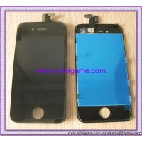 Quality iPhone4G LCD Screen with touch screen repair parts for sale