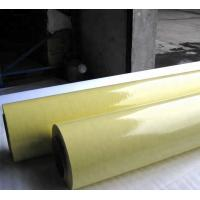Graphic Cover Cold Lamination Roll , Self Adhesive Cold Press Laminating Sheets Manufactures