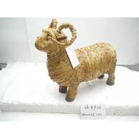 Quality Handmade sheep,artificial crafts,holiday gifts and decoration ornaments,nature for sale