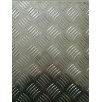 China Non Alloy Patterned Aluminum Sheets Coil Freezer Liner Support Stucco Embossed on sale