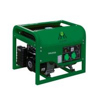 Open Type Petrol Air Cooled Generators Set , Three Phase CE ISO Manufactures