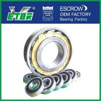 China Machine Tool Cylindrical Roller Bearing Chrome Steel / Stainless Steel Material on sale