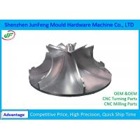OEM Precision Machined Products / Aluminum CNC Machining Ra0.8-3.2 Surface Roughness Manufactures