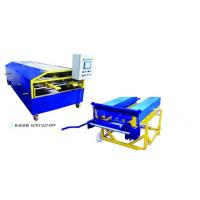 Highly Efficient Standing Seam Metal Roof Machine , Wall Cladding Forming Machine Manufactures