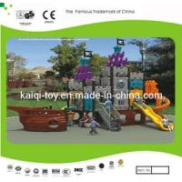 Environment-Friendly Pirate Ship Series Outdoor Playground Equipment (KQ10132A) Manufactures