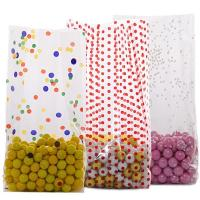China Moisture Proof Food Bags Clear Cello Polypropylene Material For Hard Candy on sale