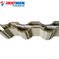 China PVC Corrugated Roof Sheet Making Machine Hollow Wave Tile Roof Co - Extrusion Mould on sale