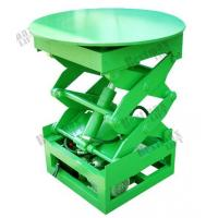5 Tons Hydraulic Stationary Scissor Lift Platform Fixed Scissor Lift Table For Cargo Manufactures