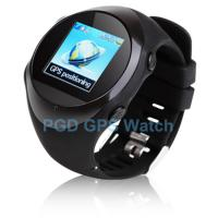 China Children, Elderly GPS Tracking Watch with SOS, MP3 MP4 Player and Speed Dial on sale