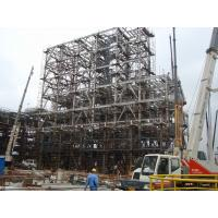 China Precast Industrial Steel Warehouse Building Fabrication With Short Production Cycle on sale