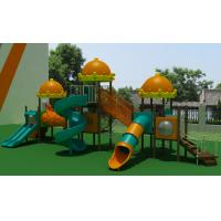 China Professional Kids Outdoor Playground Equipment factory Unique Crown styles for Parks / Kids Outdoor Play Center on sale