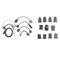China Full Set VCS Cables with Adapters for VCS Vehicle Communication Scanner Interface car diagnostic Cable on sale