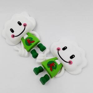 China Wholesale Cartoon 3d Soft PVC Fridge Magnet Sticker , Souvenir Fridge Magnet For Promotion on sale