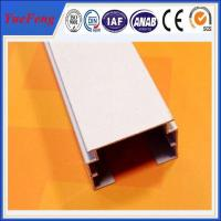 Hot! Aluminum LED profile for LED strips, High quality LED light profile Manufactures