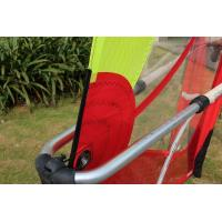 Neutrino 5.1 Red Wind Surf Sail Environment Friendly and Poison Free Adjustable Head for Beginners