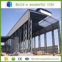 Steel structure industrial hall iso steel structure factory building for sale Manufactures
