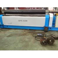 China Carbon Steel Plate Rolling Machines With 3200mm Steel Sheet Width on sale