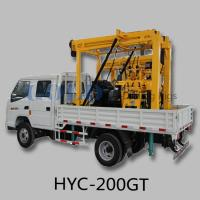 Truck mounted directional drilling rig for sale XYC-200GT Manufactures