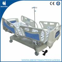 China 5 Functions Electric Motorized Hospital Patient Beds For Hospital Emergency on sale