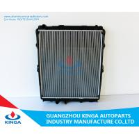 Auto Aluminum Toyota Radiator Hilux 2003 MT Car Radiator Repair Manufactures