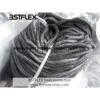 E-glass Fiberglass Knitted Rope For Gasket or Seal on boiler, Coke Oven, Industrial Oven Manufactures