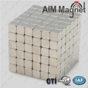 Excellent Neodymium Magnet Cube Manufactures