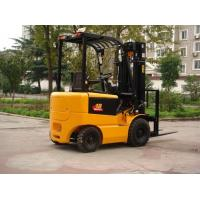 J Series 4.0 - 5.0 Ton Electric Powered Forklift , Four Wheel Electric Stacker Truck Manufactures