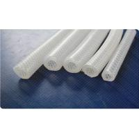 Beer Machine Braid Reinforced Silicone Hose , High Pressure Silicone Tubing Manufactures