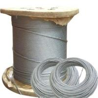 Hot Galvanized Steel Wire Rope For Electric  Suspended Platform Manufactures