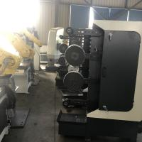 China Core Shooting Die Casting Automatic Polishing Machine Grinding Robot PLC Control System on sale