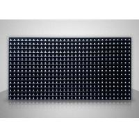 Exterior P10 Rgb LED Display Module MBI / CH ICs 100000 Hours Lifetime Manufactures