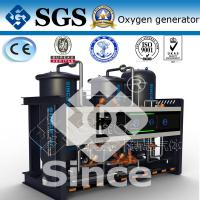 90%-94% High Purity Medical Oxygen Generator Fully Automatic for Metal Cutting Manufactures