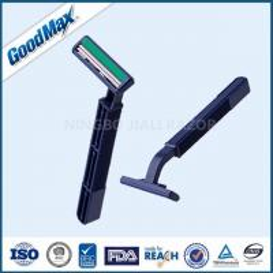 Close Shave Men'S Twin Blade Razors , Lubricant Strip 2 Blade Disposable Razor Manufactures
