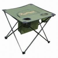 Folding Picnic Table with 600D Oxford and PVC Coating Surface Manufactures