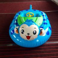 Buy cheap CE Pass Battery Aqua Bumper Boats For Inflatable Pool , Kids Bumper Boats from wholesalers